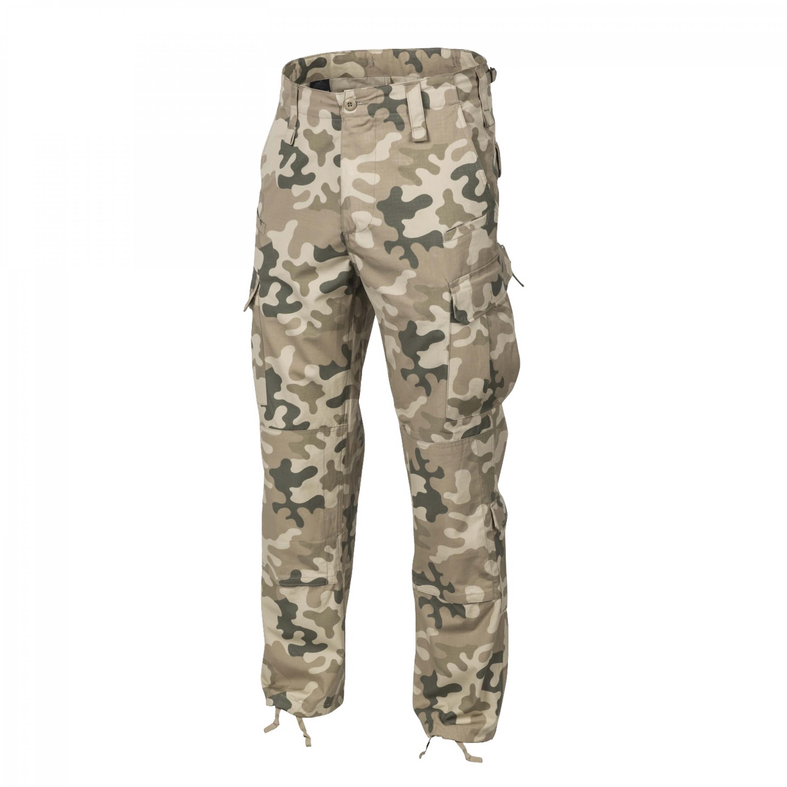 Helikon-Tex CPU Hose Combat Patrol Uniform Cotton Ripstop - PL Desert