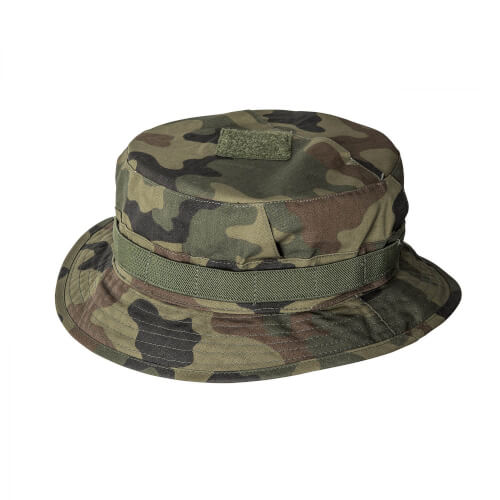 Helikon-Tex CPU HAT POLYCOTTON RIPSTOP - PL Woodland