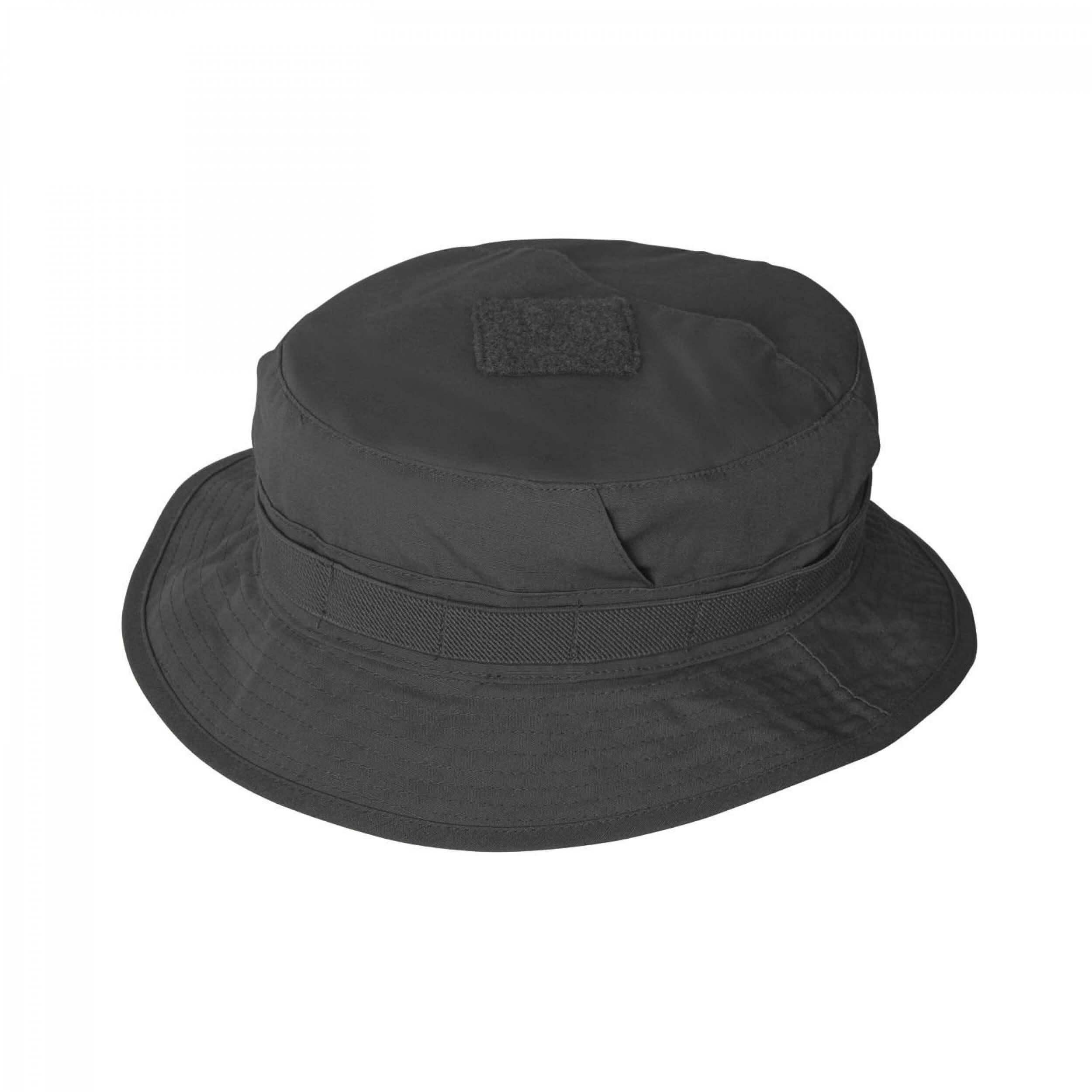 Helikon-Tex CPU HAT POLYCOTTON RIPSTOP - schwarz