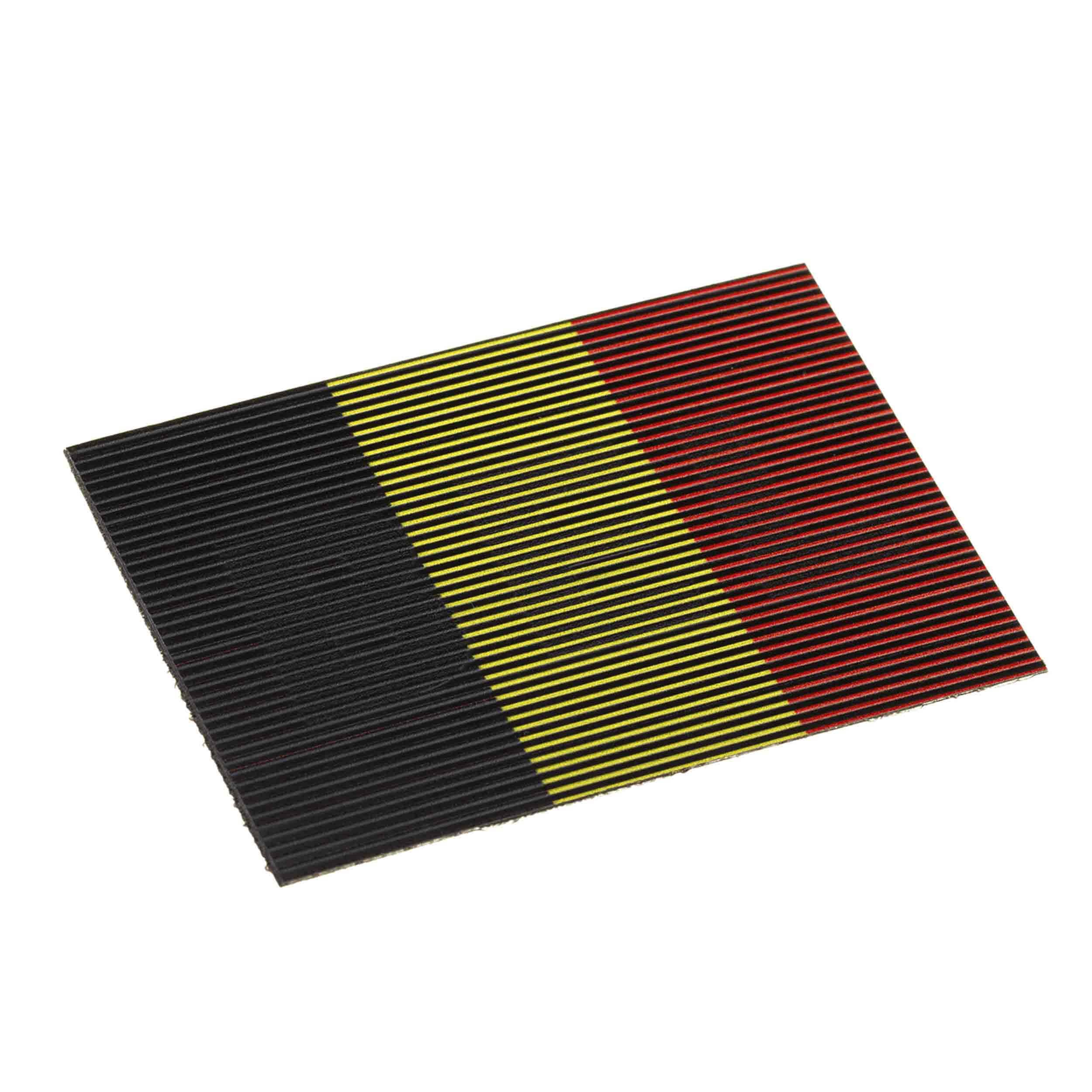 Clawgear Dual IR Belgium Patch, Color