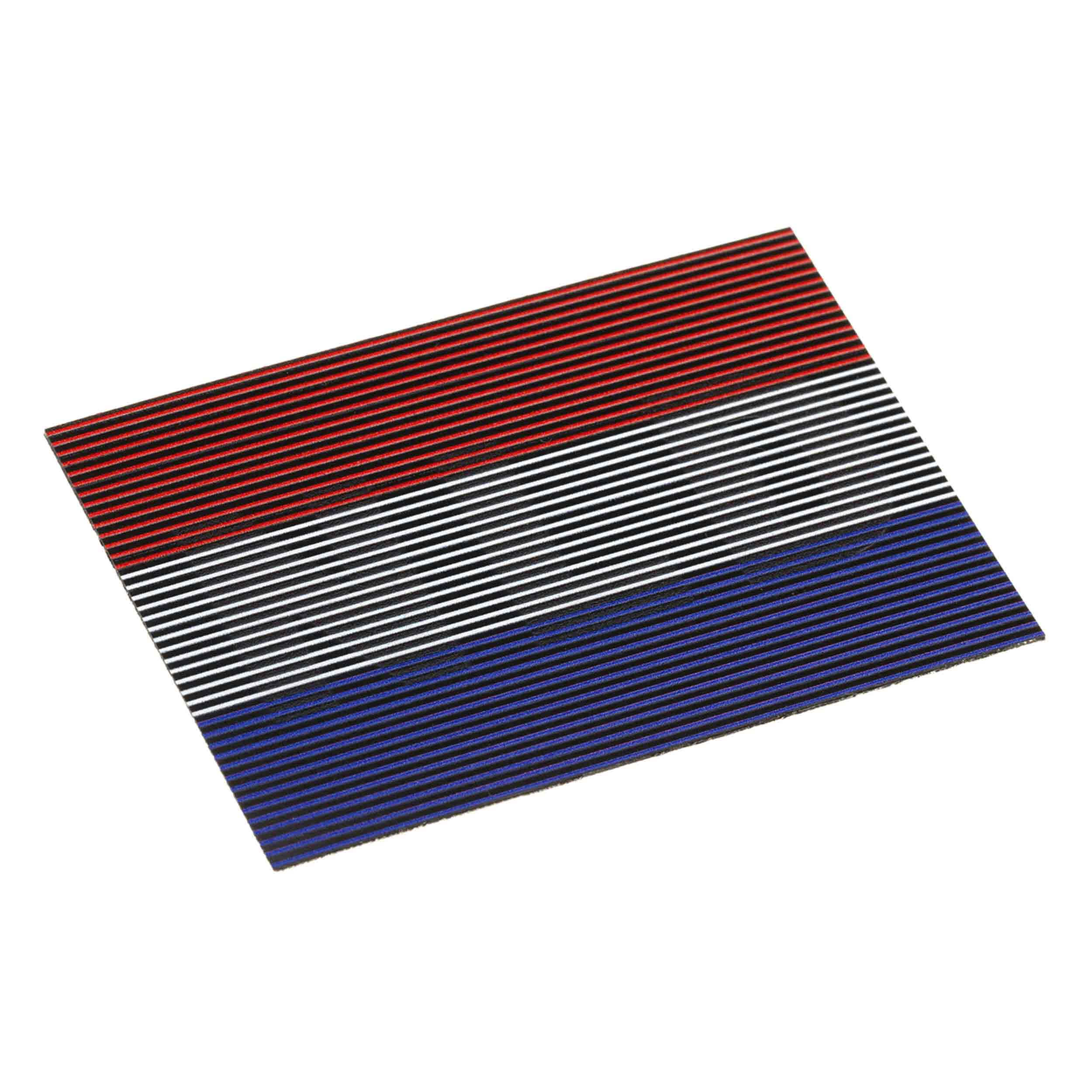 Clawgear Dual IR Netherlands Patch, Color