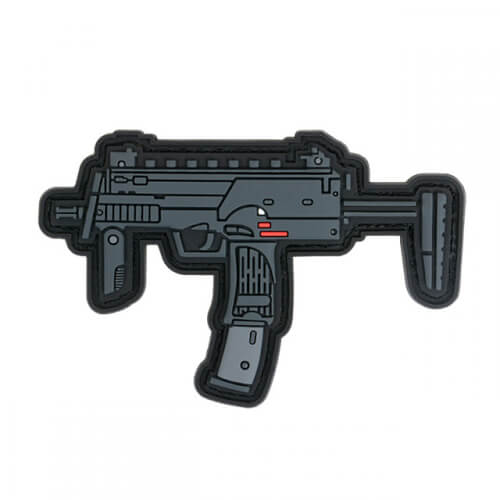 MP7 3D PVC PATCH