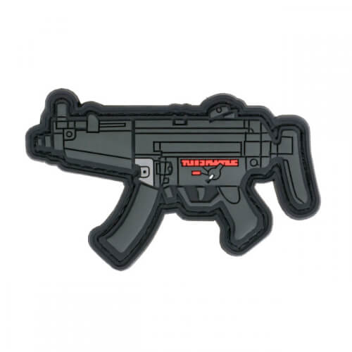 MP5 3D PVC PATCH
