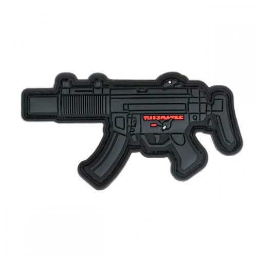 MP5SD 3D PVC PATCH