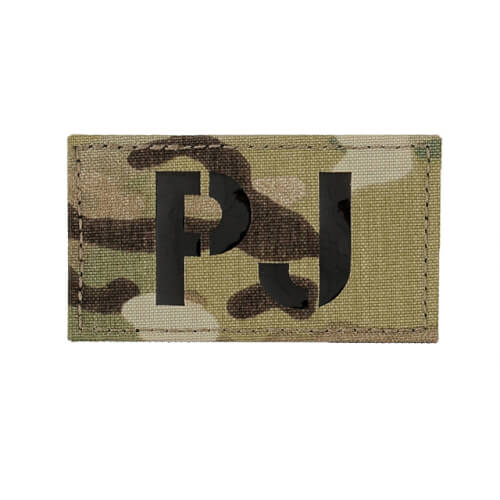 PARARESCUE JUMPER ID PATCH - MULTICAM