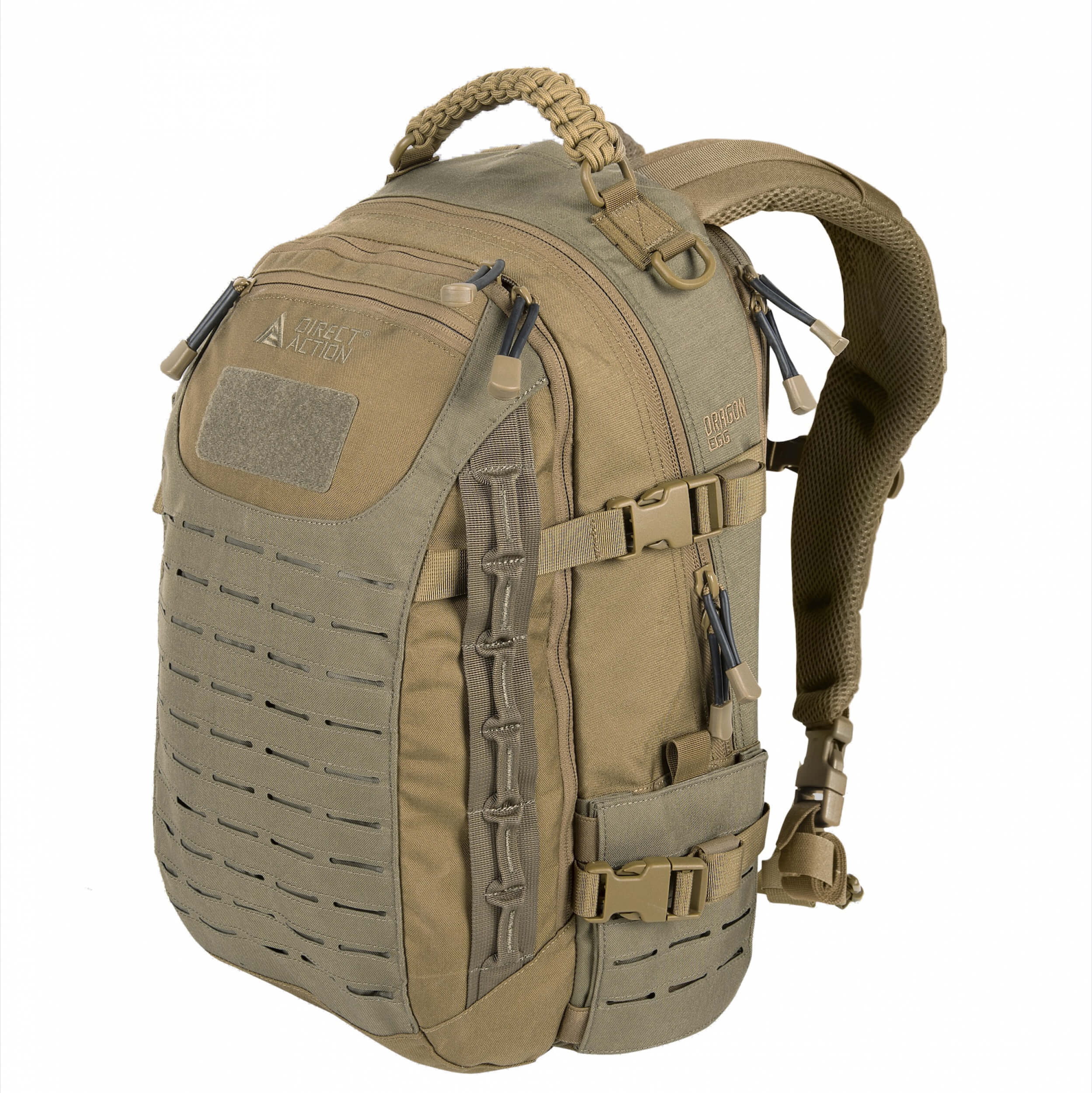 DIRECT ACTION DRAGON EGG® MkII Backpack- Cordura® - Coyote/Adaptive Green