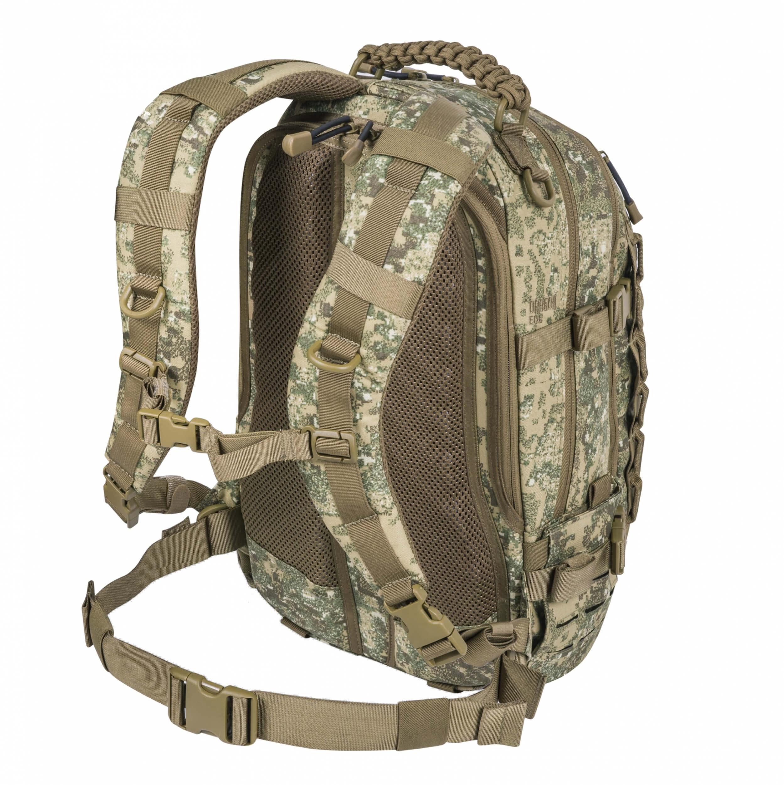 DIRECT ACTION DRAGON EGG® MkII Backpack- Cordura® - PenCott Badlands