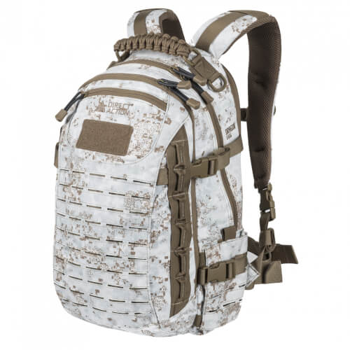 DIRECT ACTION DRAGON EGG MkII Backpack - Cordura - PenCott SnowDrift
