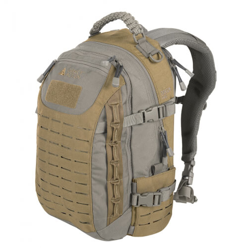 DIRECT ACTION DRAGON EGG MkII Backpack- Cordura - Urban Grey / Coyote