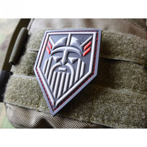 JTG ODIN GOD OF VIKINGS, blackops / 3D Rubber Patch