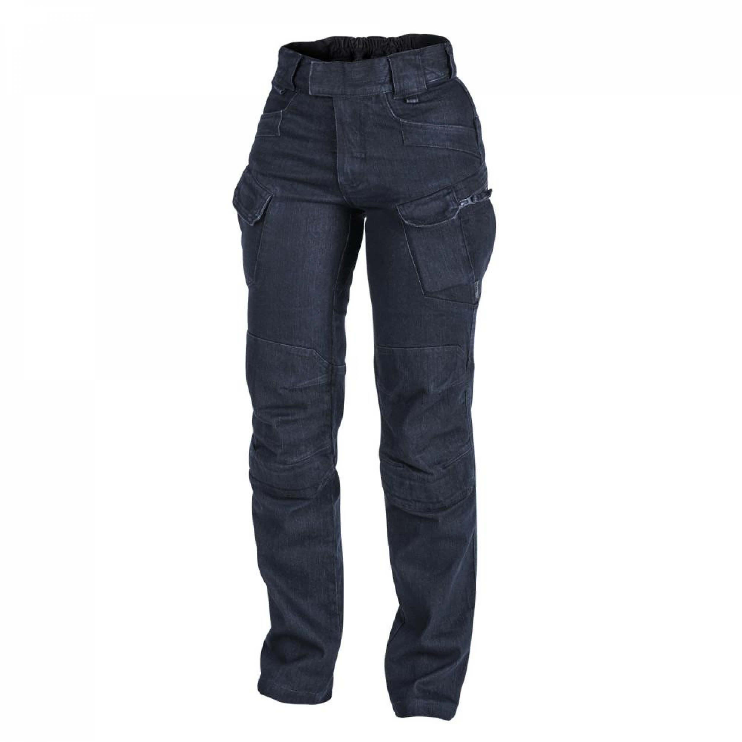Helikon-Tex Womens UTP Urban Tactical Pants - Denim - Dark Blue