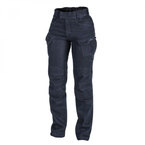 Helikon-Tex Womens UTP Urban Tactical Pants - Denim - Dark Blue