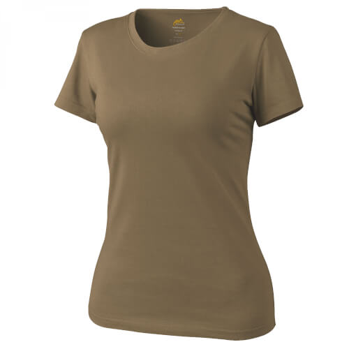 Helikon-Tex Womens T-Shirt Cotton - Coyote