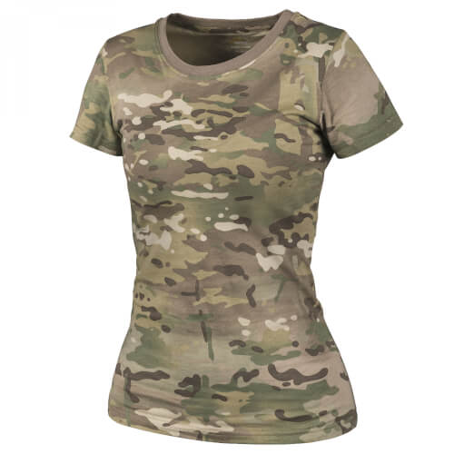 Helikon-Tex Womens T-Shirt Cotton - Camogrom