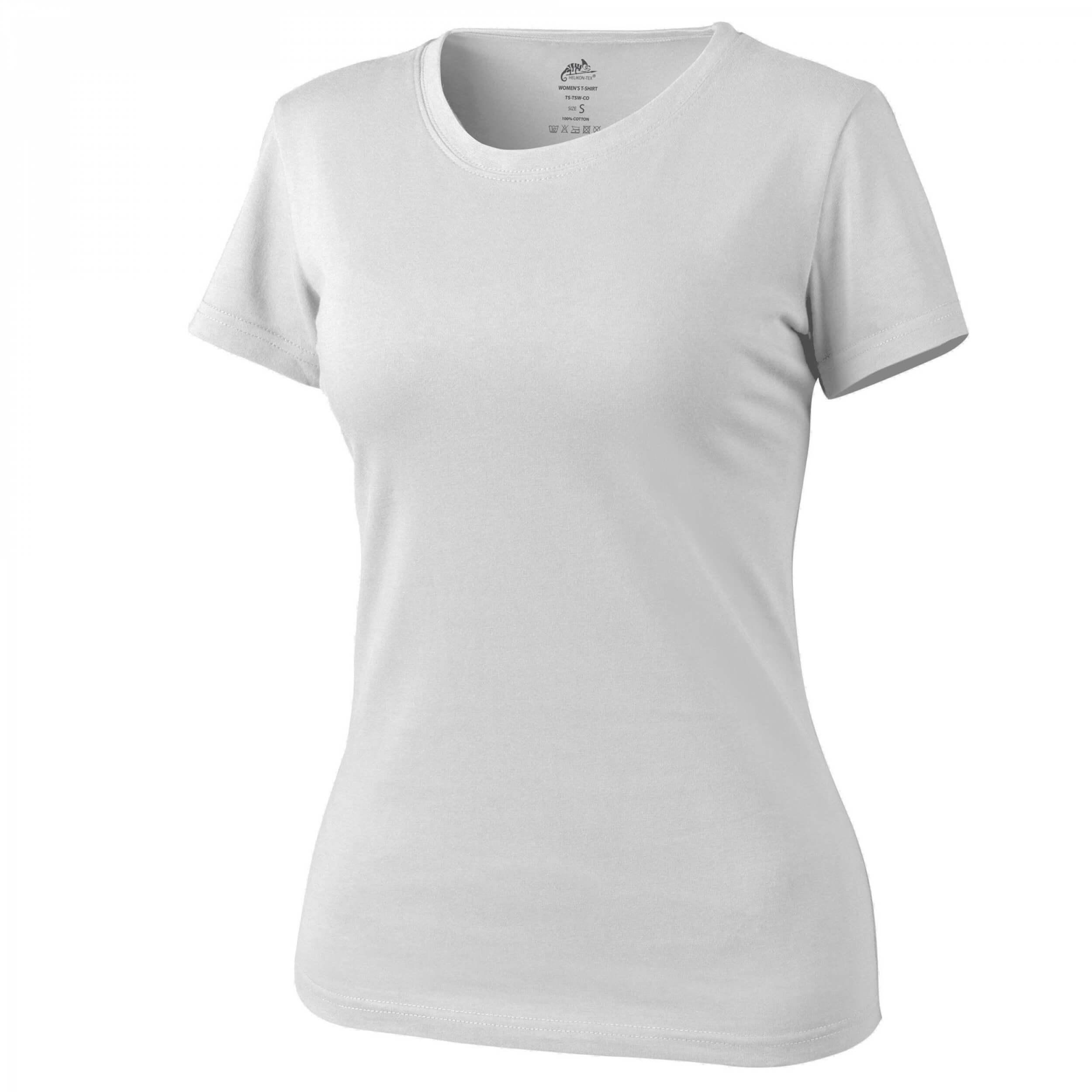 Helikon-Tex Womens T-Shirt Cotton - White