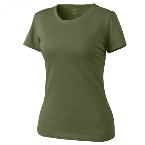 Helikon-Tex Womens T-Shirt Cotton - U.S. Green
