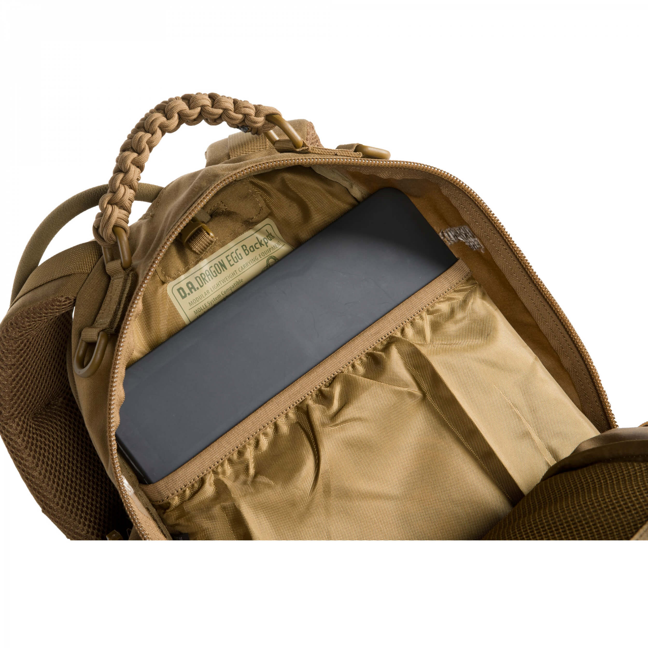 DIRECT ACTION  DRAGON EGG® MkII Backpack- Cordura® - Black