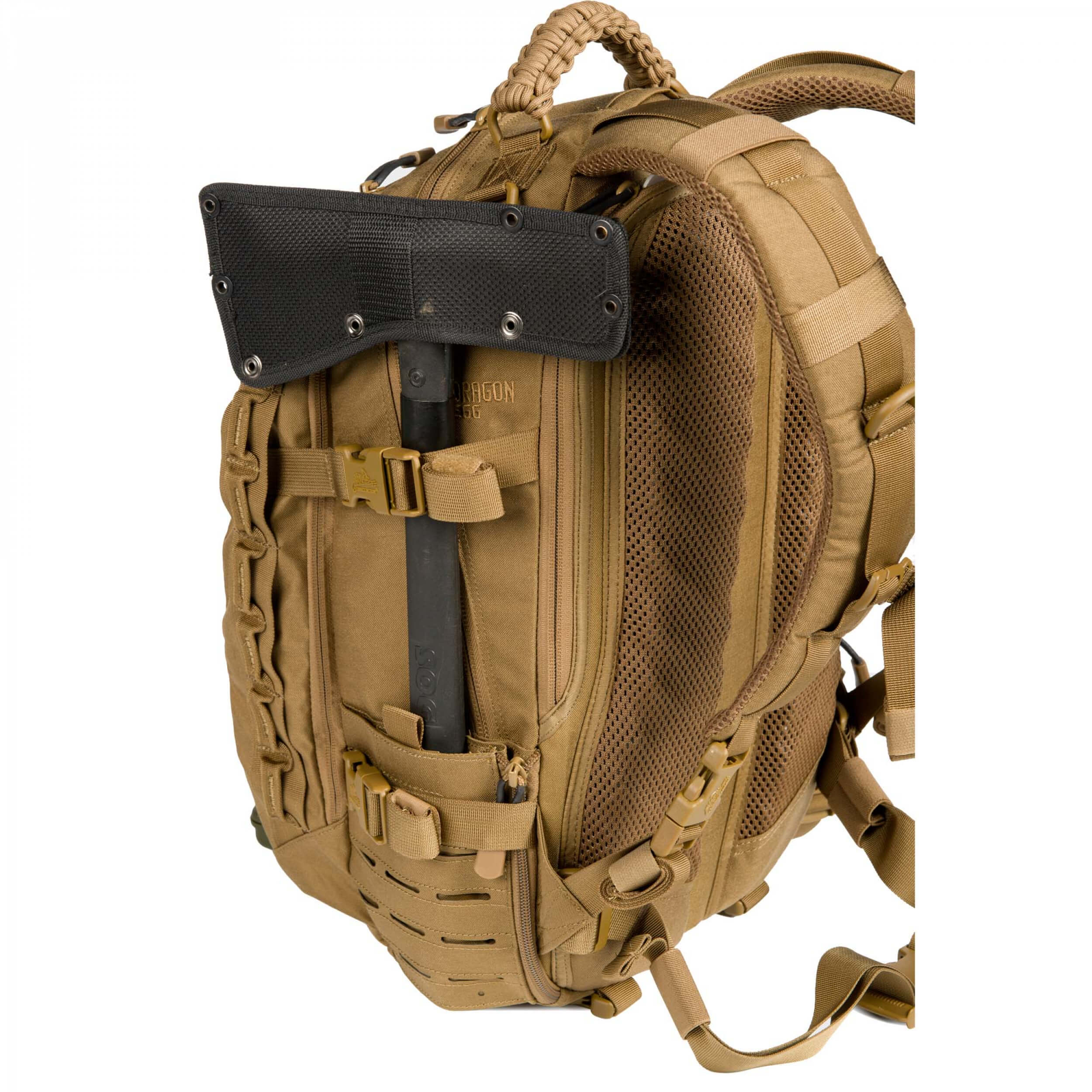 DIRECT ACTION DRAGON EGG® MkII Backpack- Cordura® - PenCott Sandstorm