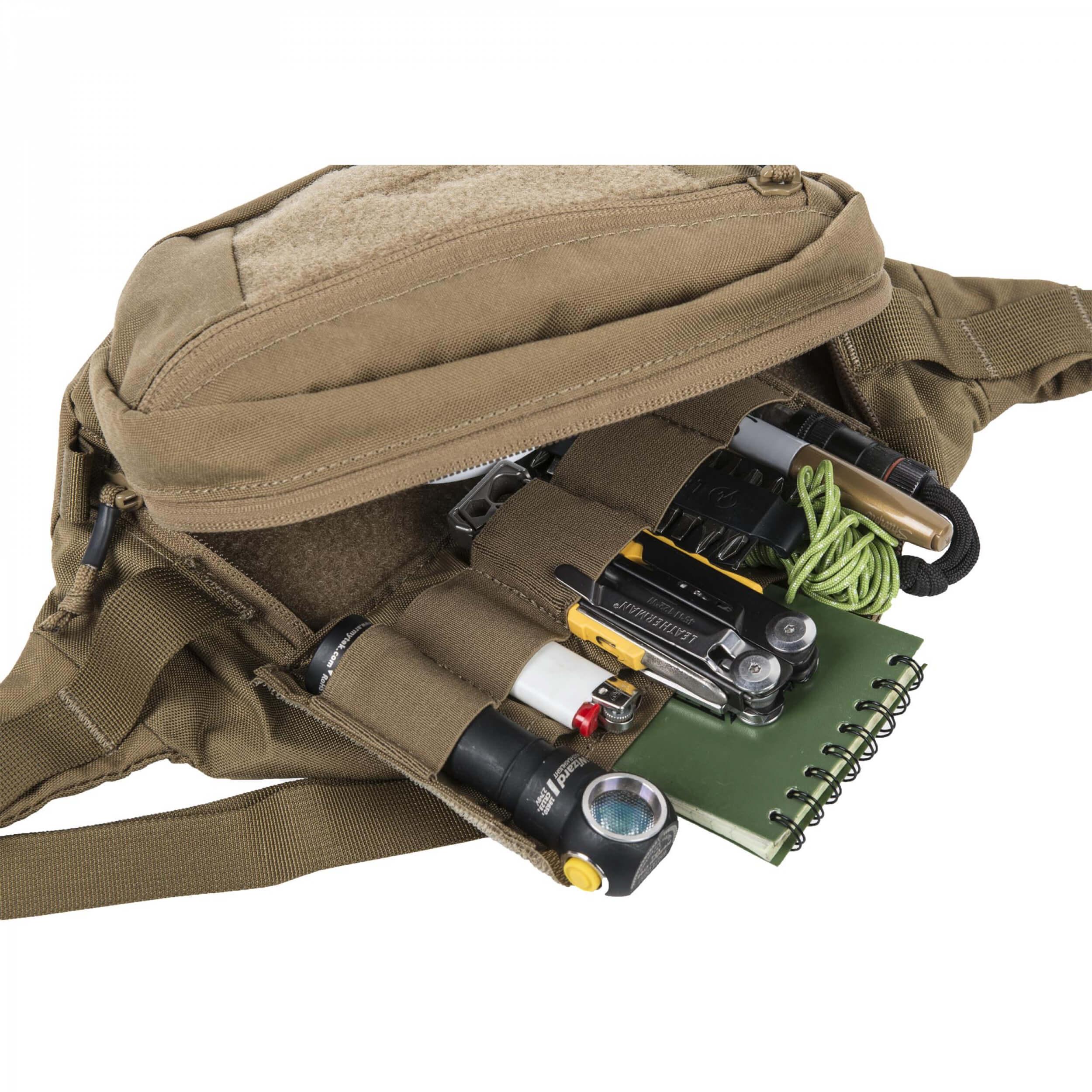 Helikon-Tex Waist Pack Bandicoot Coyote / Adaptive Green A