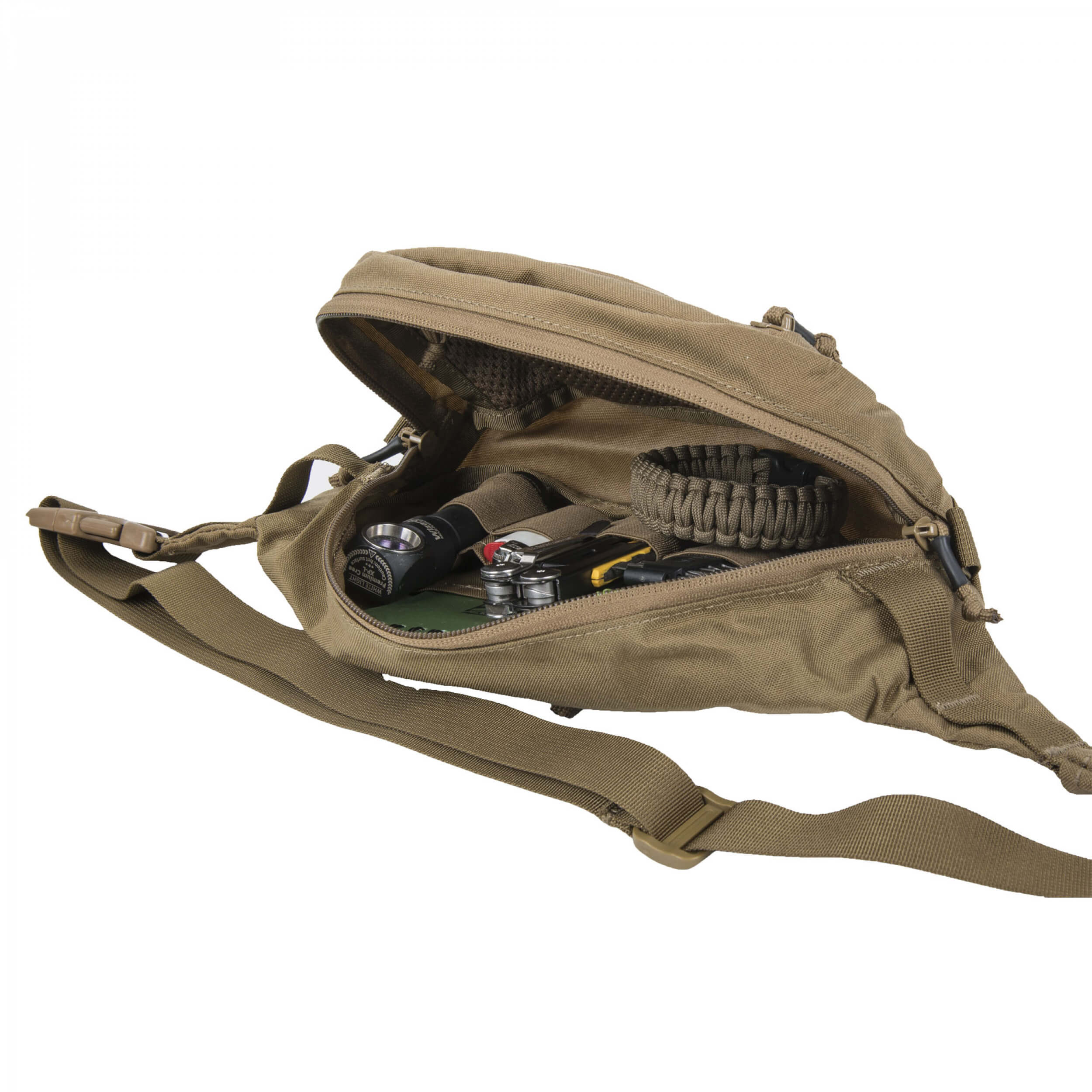 Helikon-Tex Waist Pack Bandicoot Adaptive Green / Coyote A