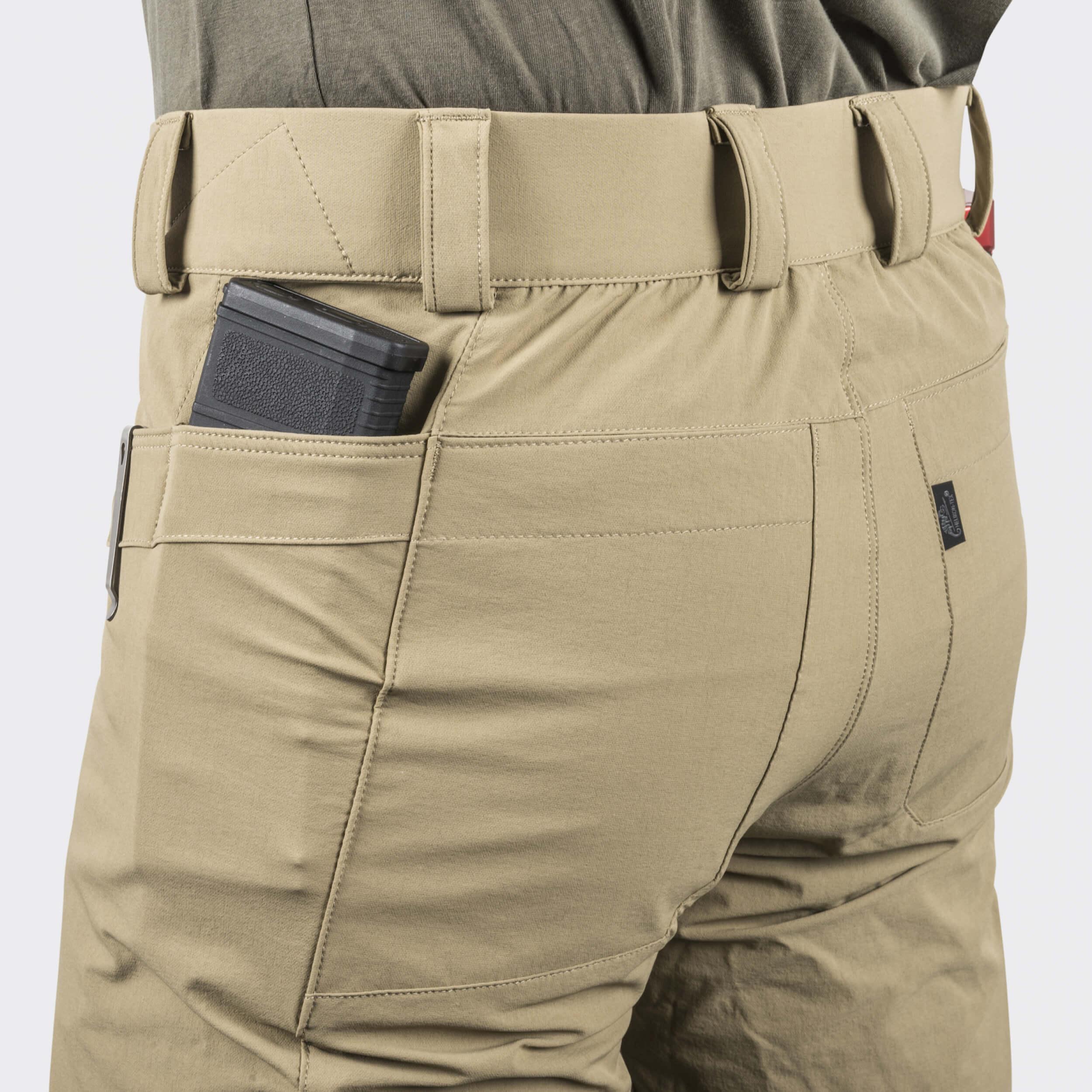 Helikon-Tex Covert Tactical Pants -VersaStretch Taiga Green