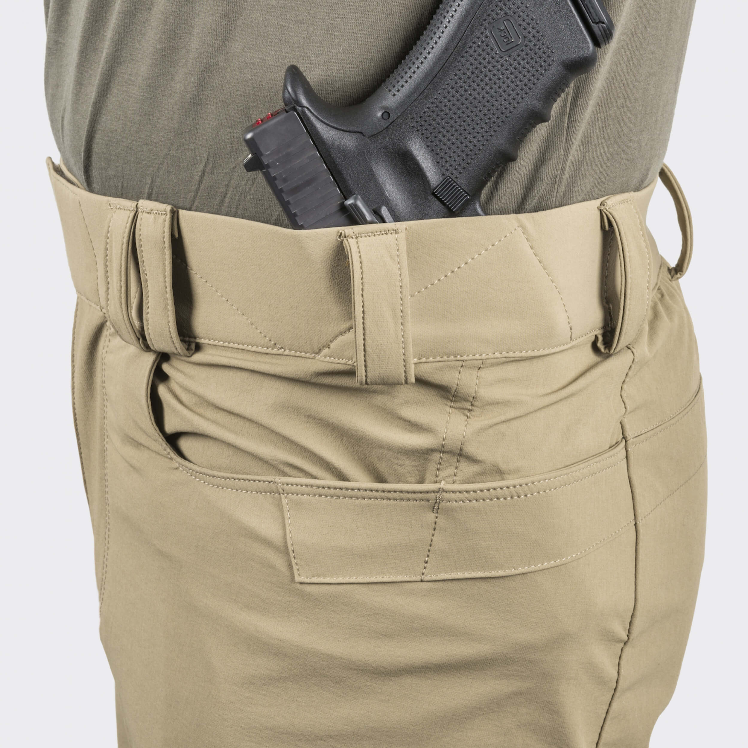 Helikon-Tex Covert Tactical Pants -VersaStretch Taiga Green