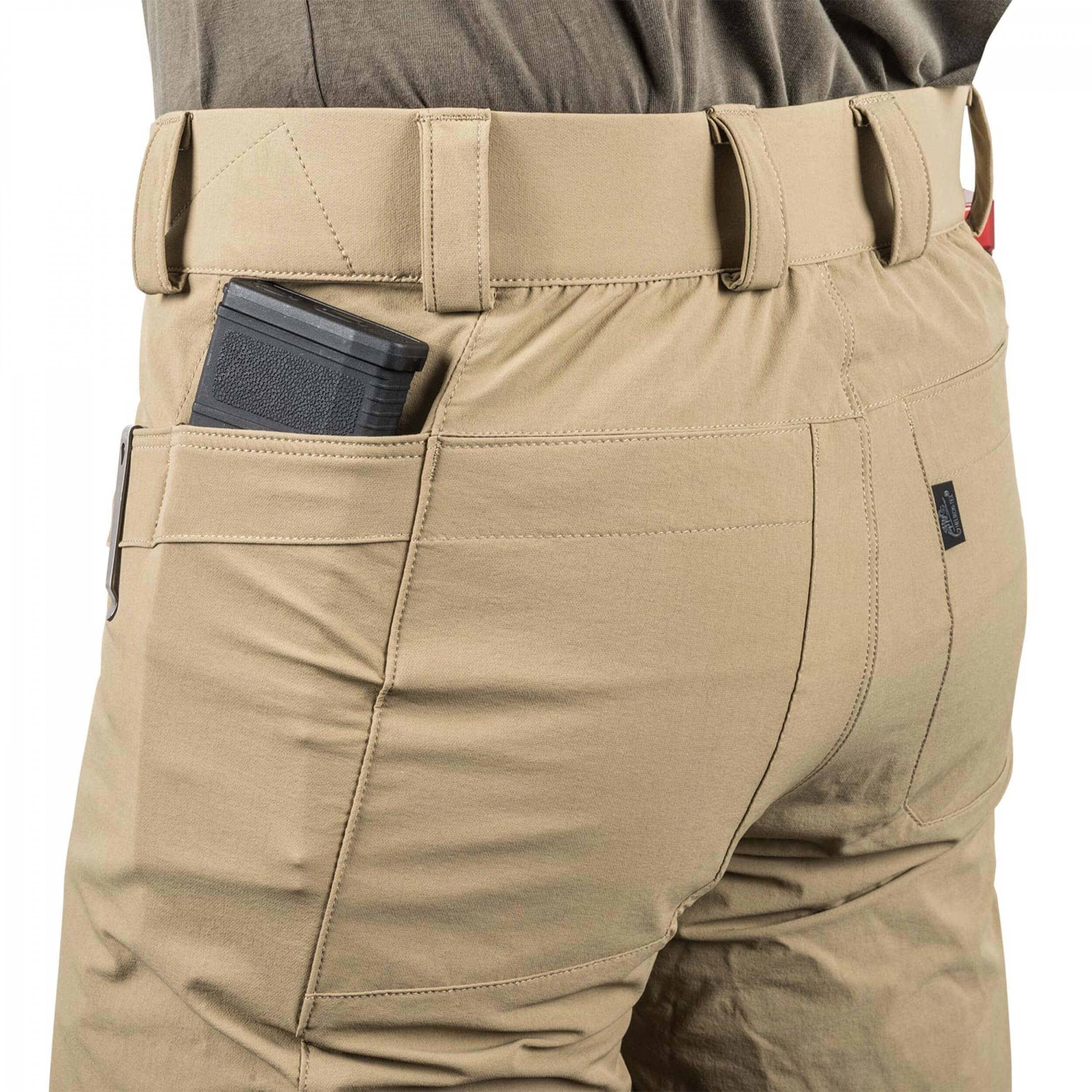 Helikon-Tex Covert Tactical Pants -VersaStretch Mud Brown