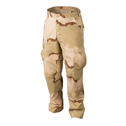 Helikon-Tex BDU Trousers - Cotton Ripstop - US Desert