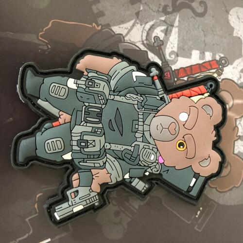 Soldaten TEDDY Belthazor Teddybär Bär Bundeswehr Patch