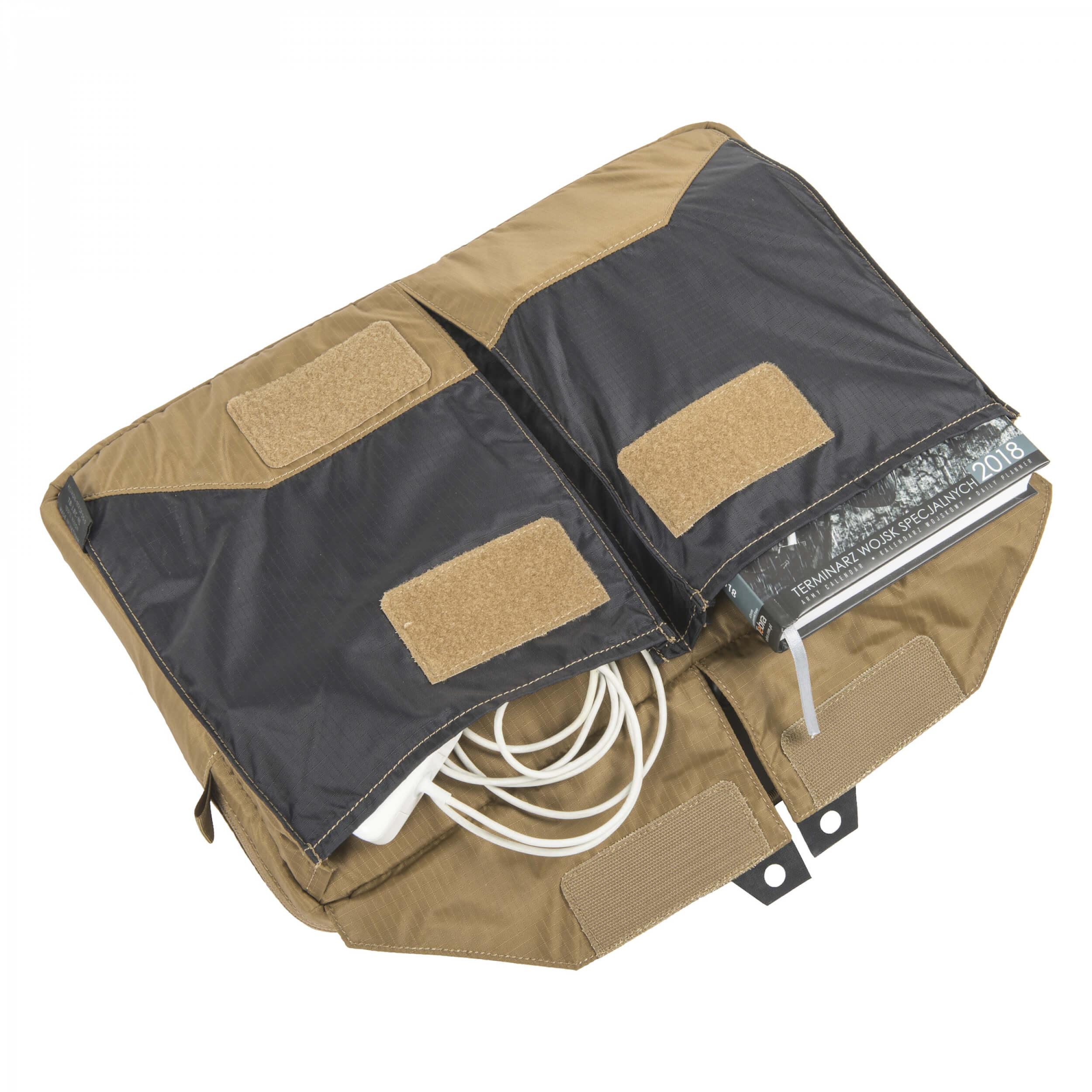 Helikon-Tex Laptop Briefcase -Nylon- Coyote / Black A