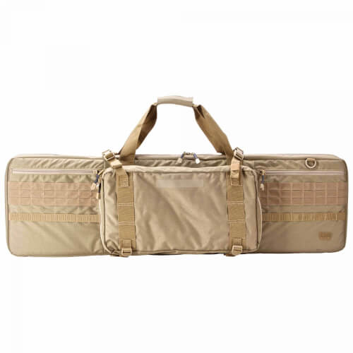 5.11 Double 42'' Rifle Case Sandstone