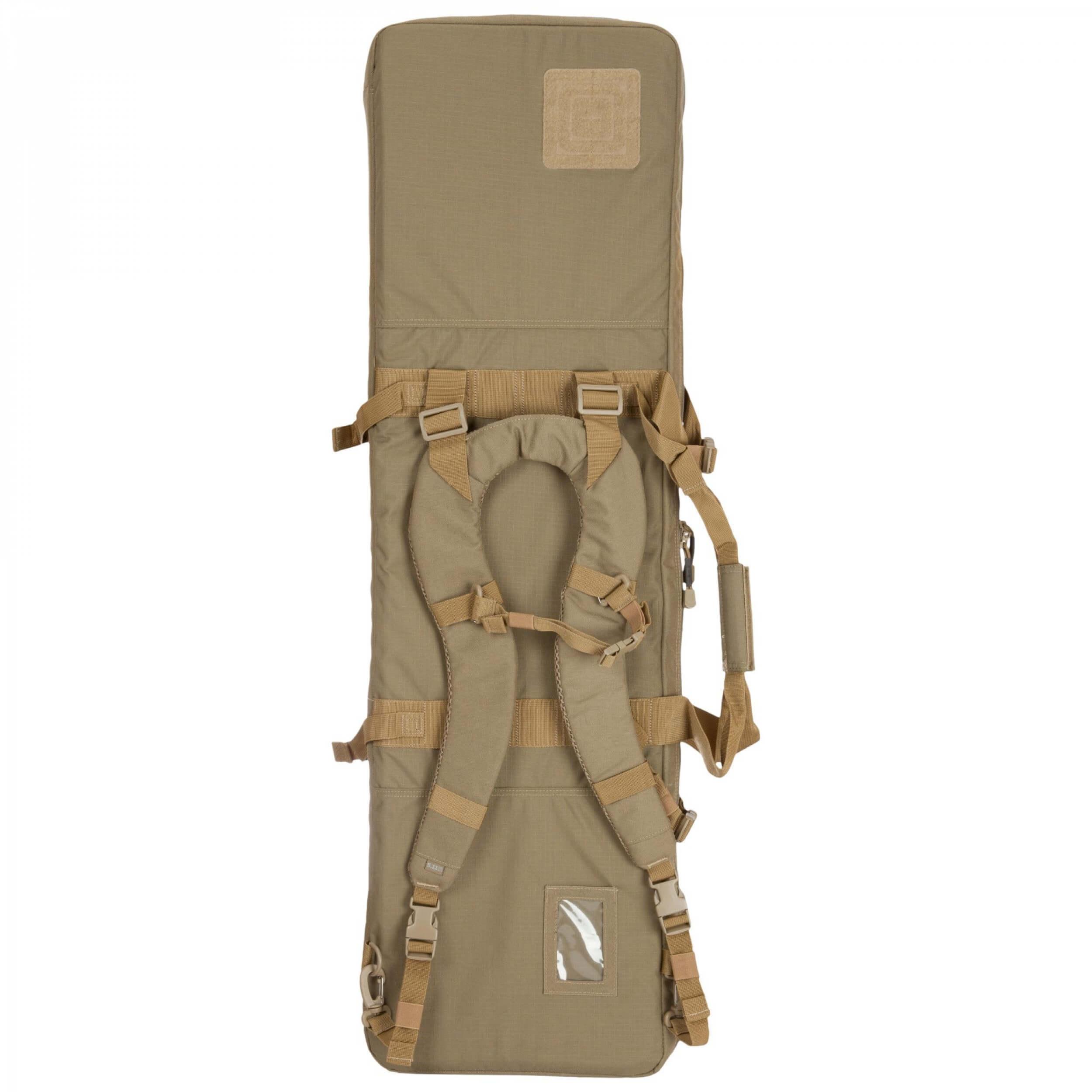 5.11 Double 42'' Rifle Case Sandstone