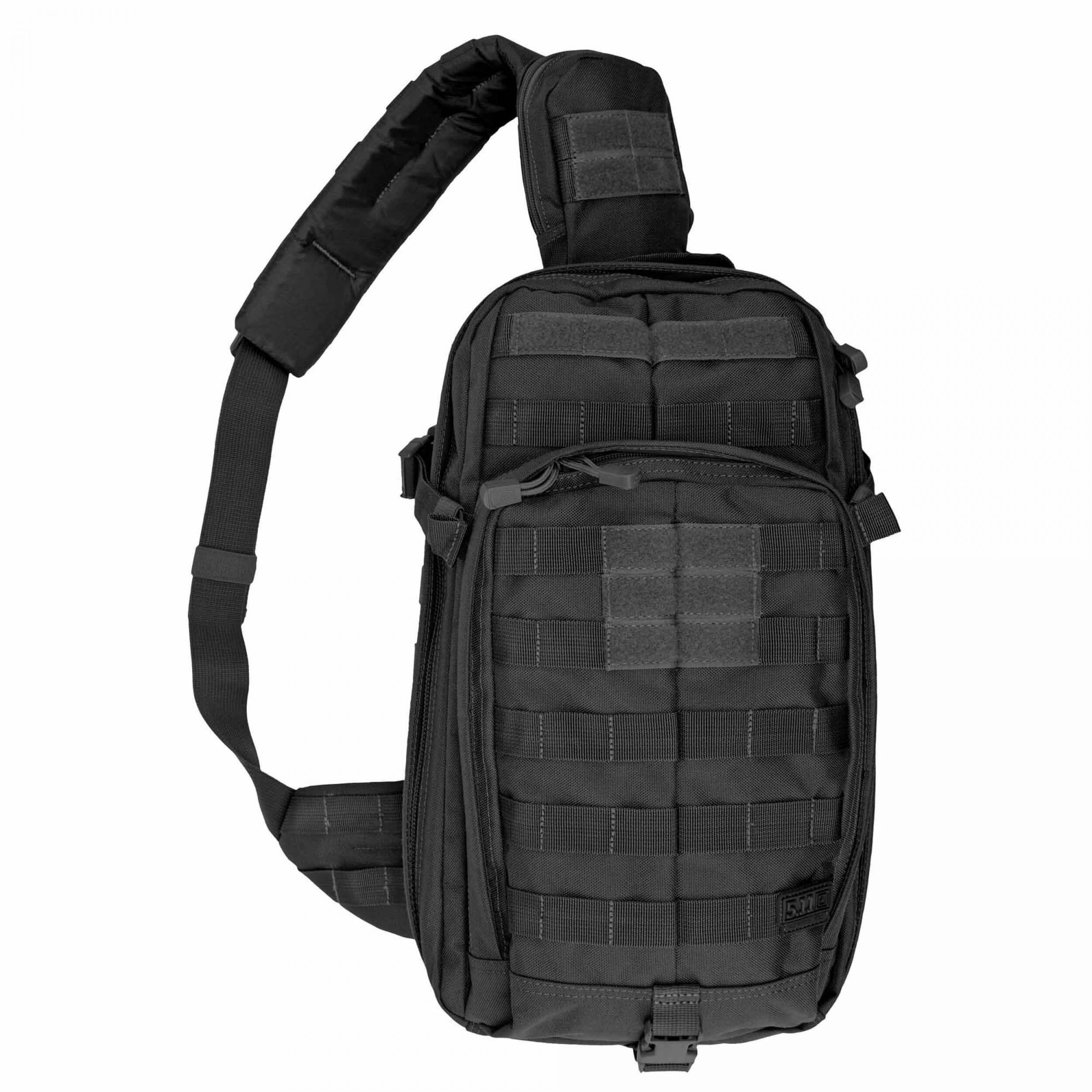5.11 Tactical Rush Moab 10 Schwarz