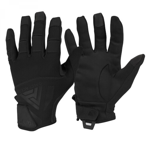 Direct Action Hard Gloves Schwarz