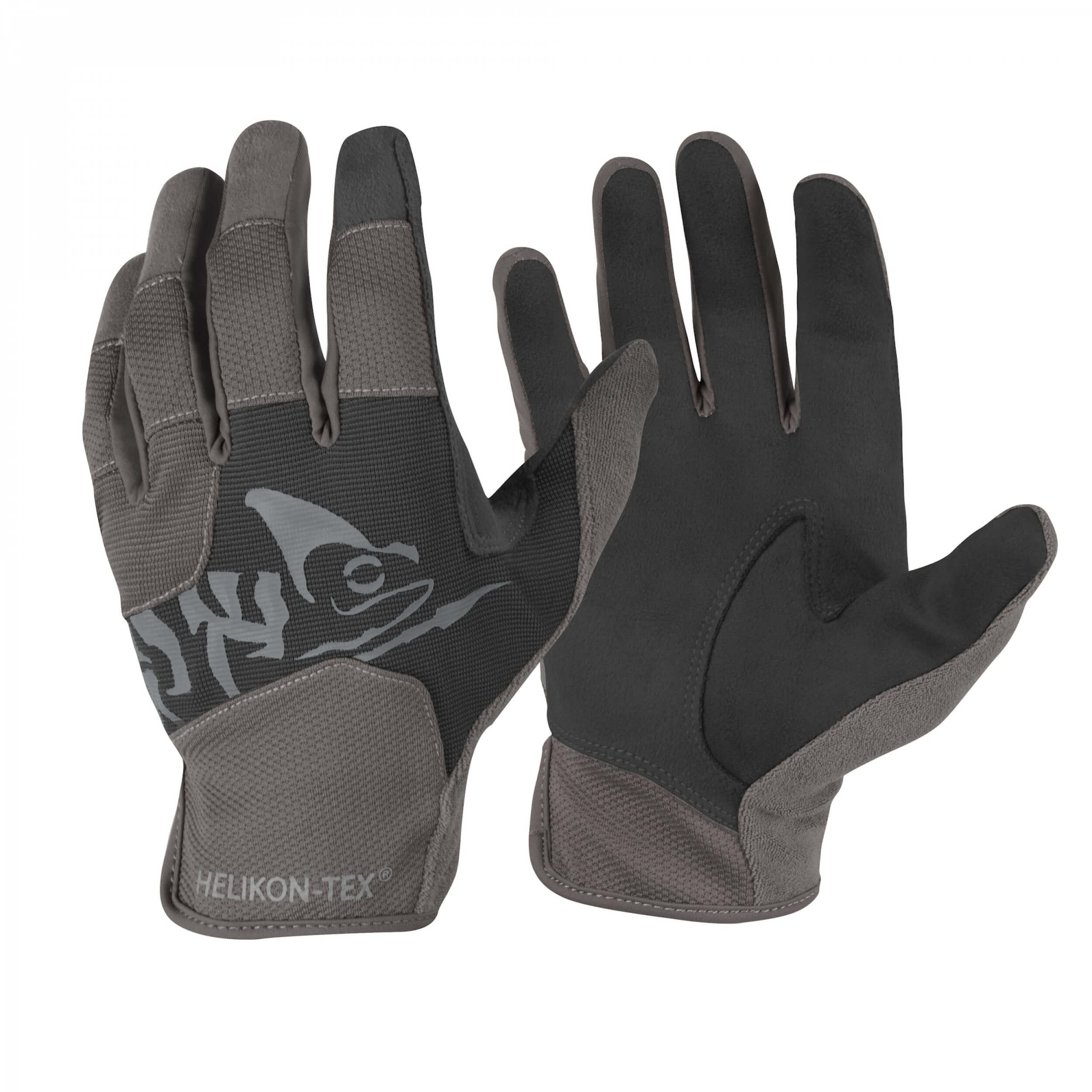 Helikon-Tex All Round Fit Tactical Gloves Light - Black / Shadow Grey A