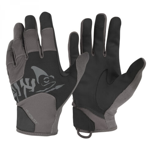 Helikon-Tex All Round Tactical Gloves Light - Black / Shadow Grey A