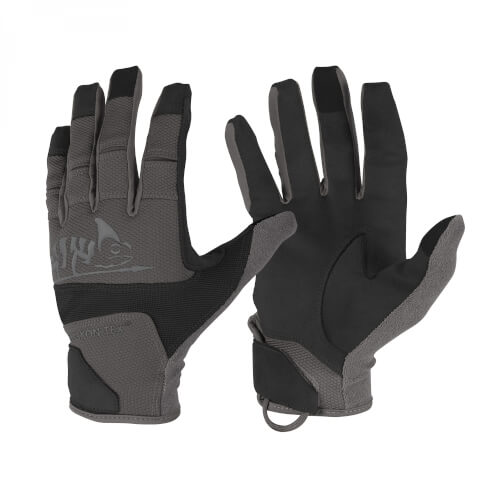 Helikon-Tex Range Tactical Gloves Hard - Black / Shadow Grey A