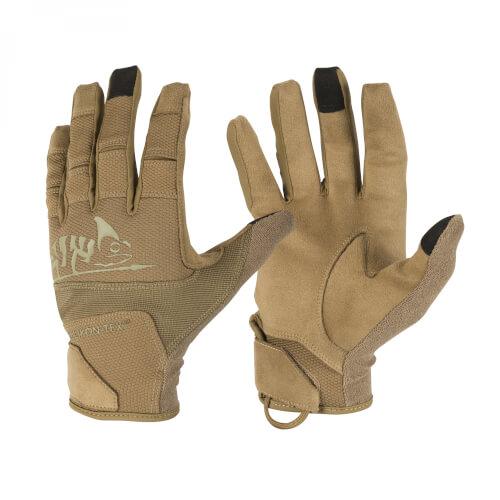 Helikon-Tex Range Tactical Gloves Hard - Coyote / Adaptive Green A