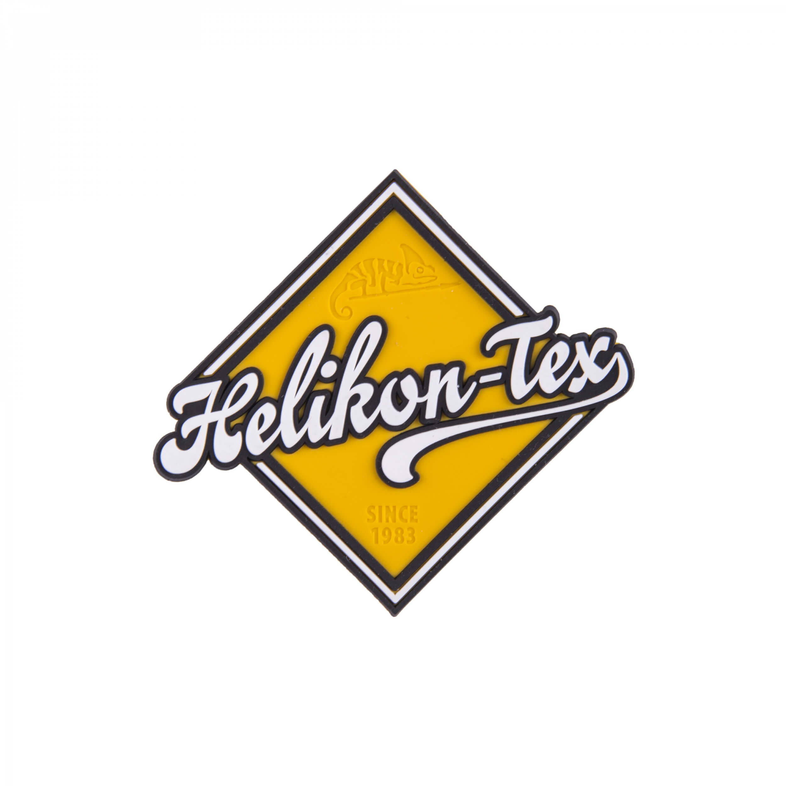 Helikon-Tex Road Sign Patch - PVC - Yellow