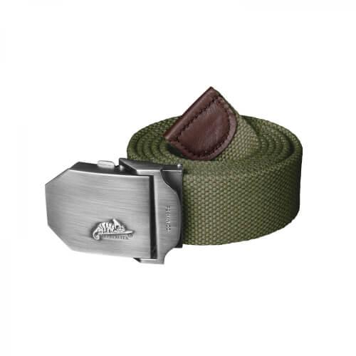 Helikon-Tex Logo-Gürtel -Polyester- Olive Green