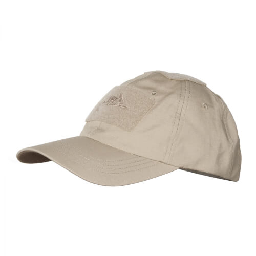 Helikon-Tex Tactical BBC Cap - Cotton Ripstop - Khaki