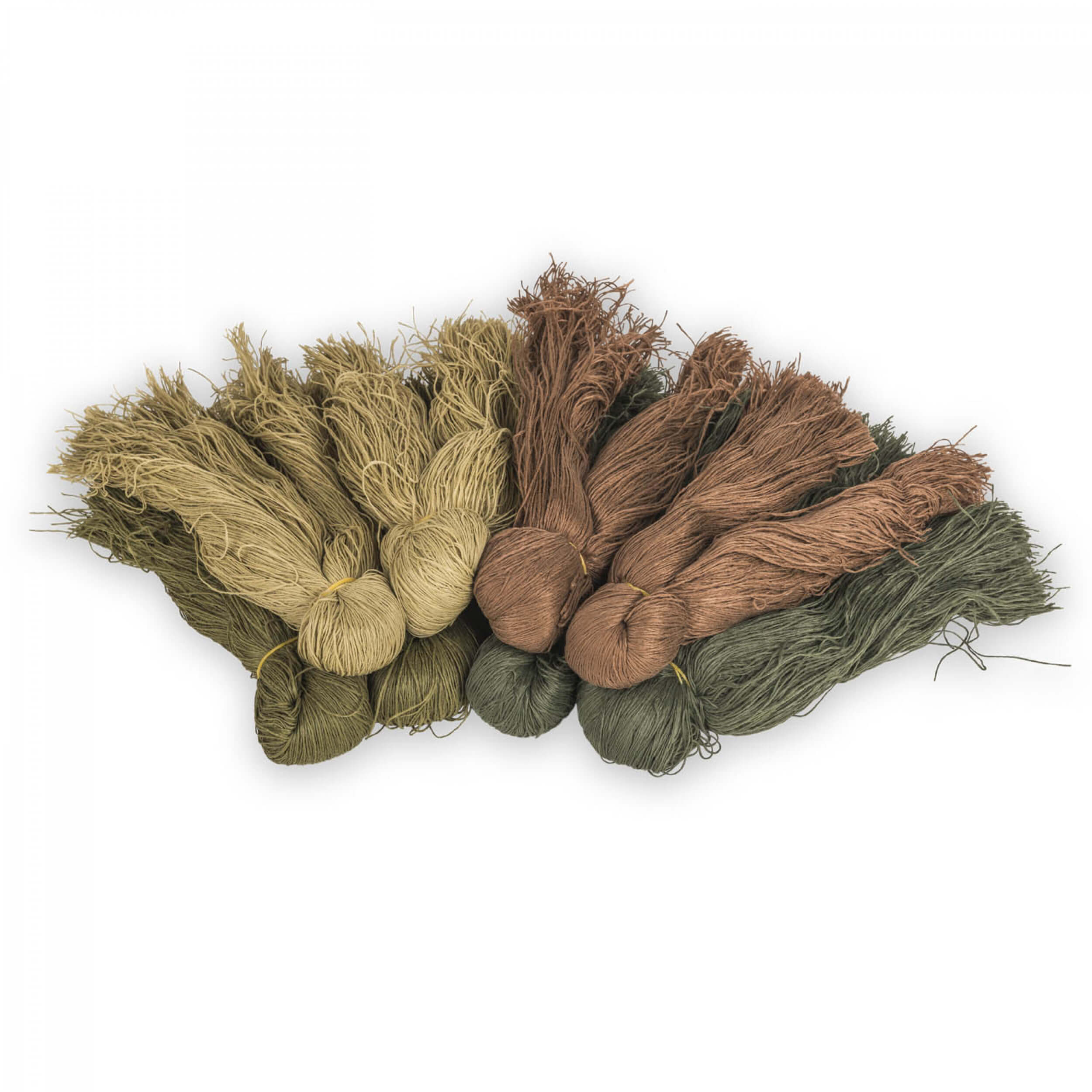 Helikon-Tex Ghillie Fiber Yarns - Woodland