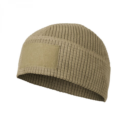 Helikon-Tex Range Beanie Cap -Grid Fleece- Coyote
