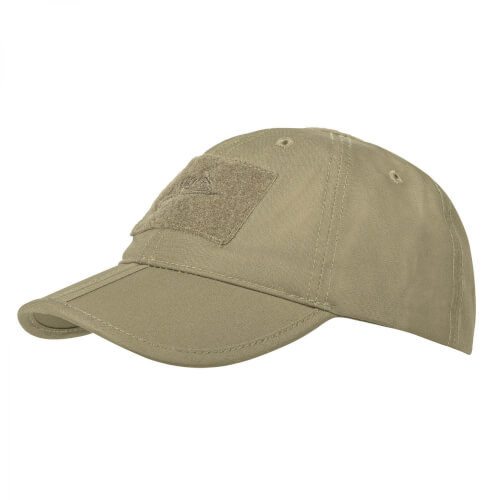 Helikon-Tex Baseball Folding Cap -PolyCotton Ripstop- Coyote