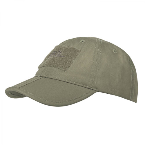 Helikon-Tex Baseball Folding Cap -PolyCotton Ripstop- Adaptive Green