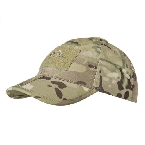 Helikon-Tex Baseball Folding Cap -PolyCotton Ripstop- Camogrom
