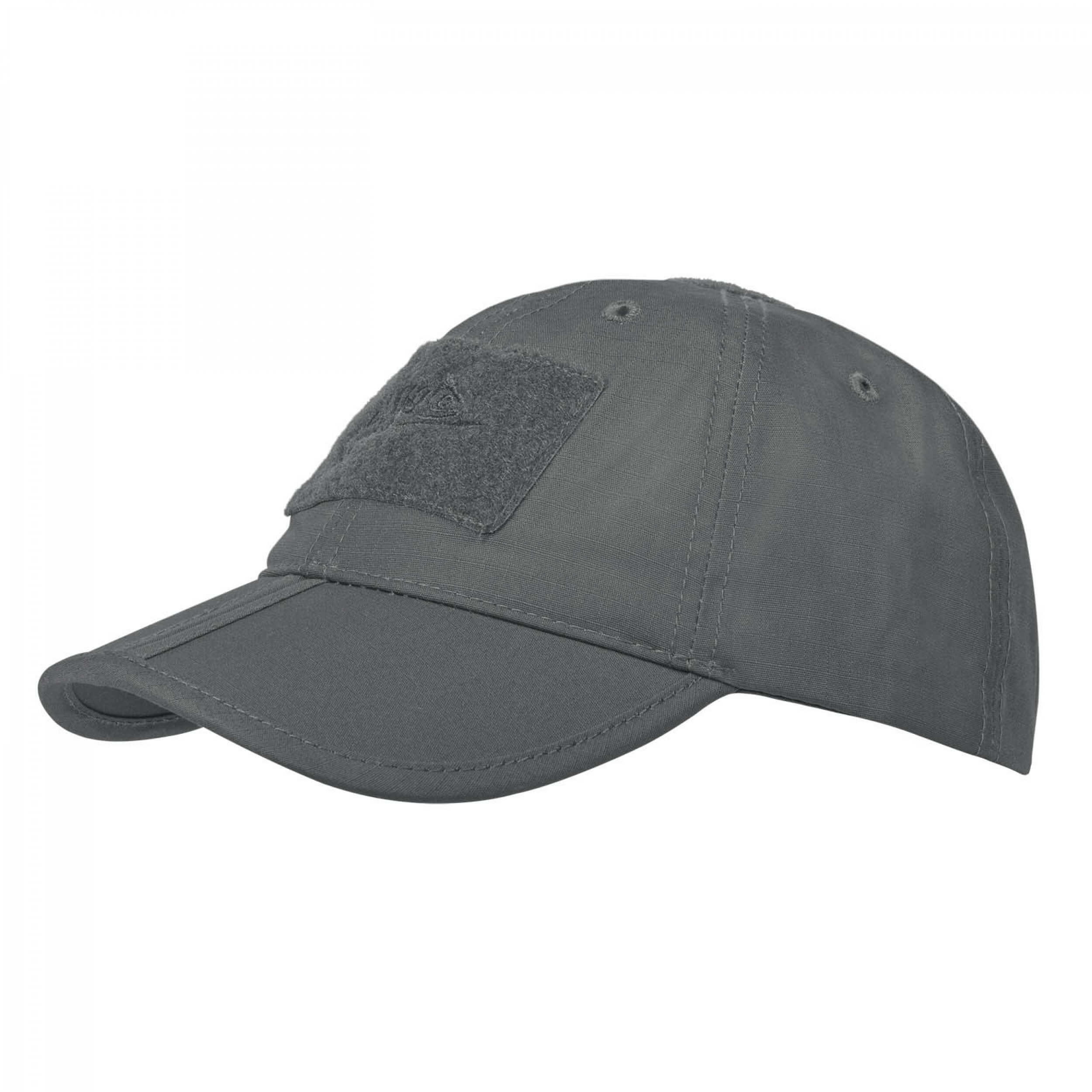 Helikon-Tex Baseball Folding Cap -PolyCotton Ripstop- Shadow Grey