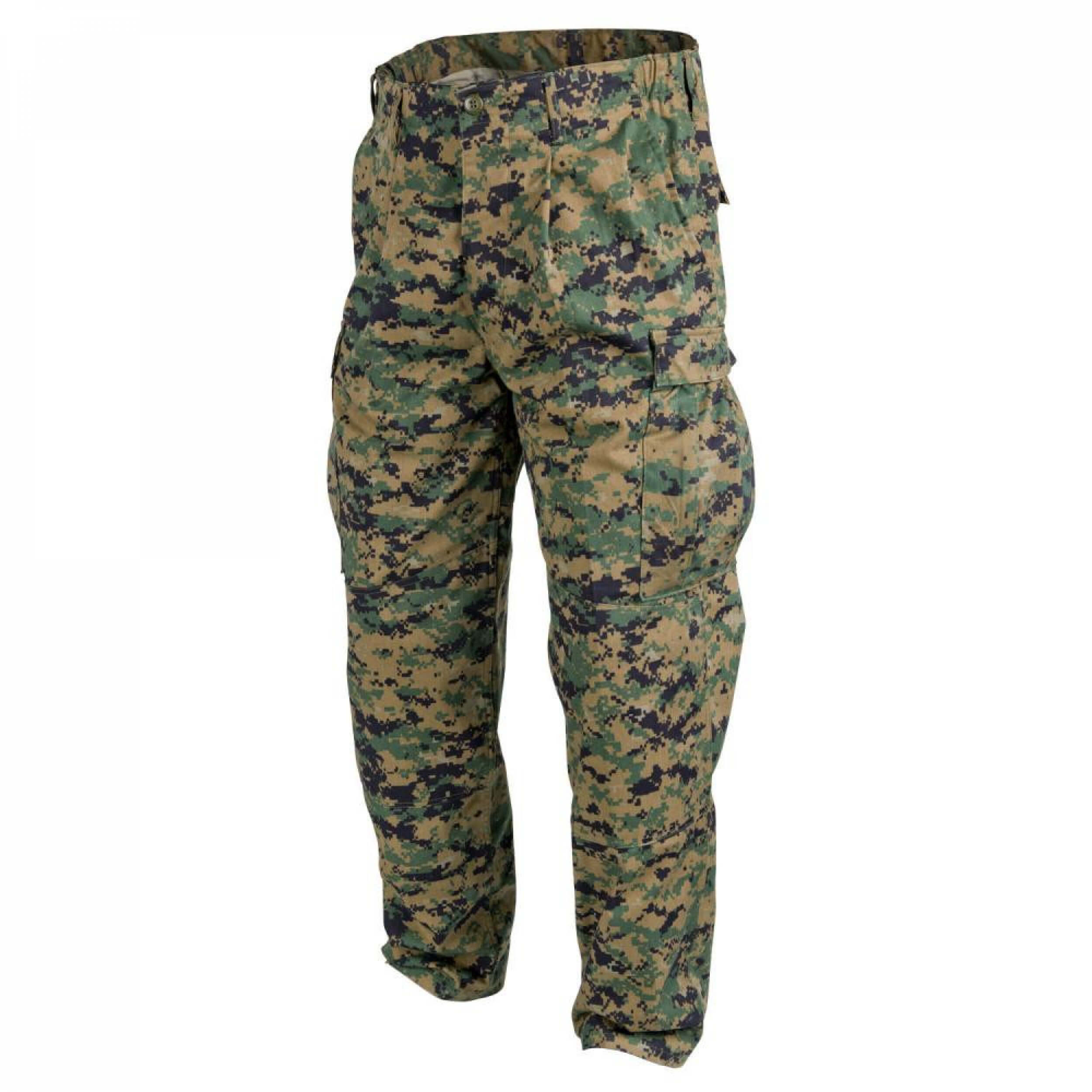 Helikon-Tex USMC Hose -PolyCotton Twill- USMC Digital Woodland