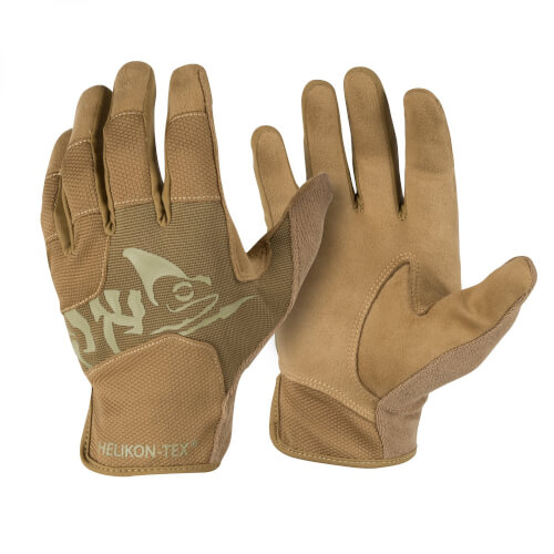 Helikon-Tex All Round Fit Tactical Gloves Light - Coyote / Adaptive Green A