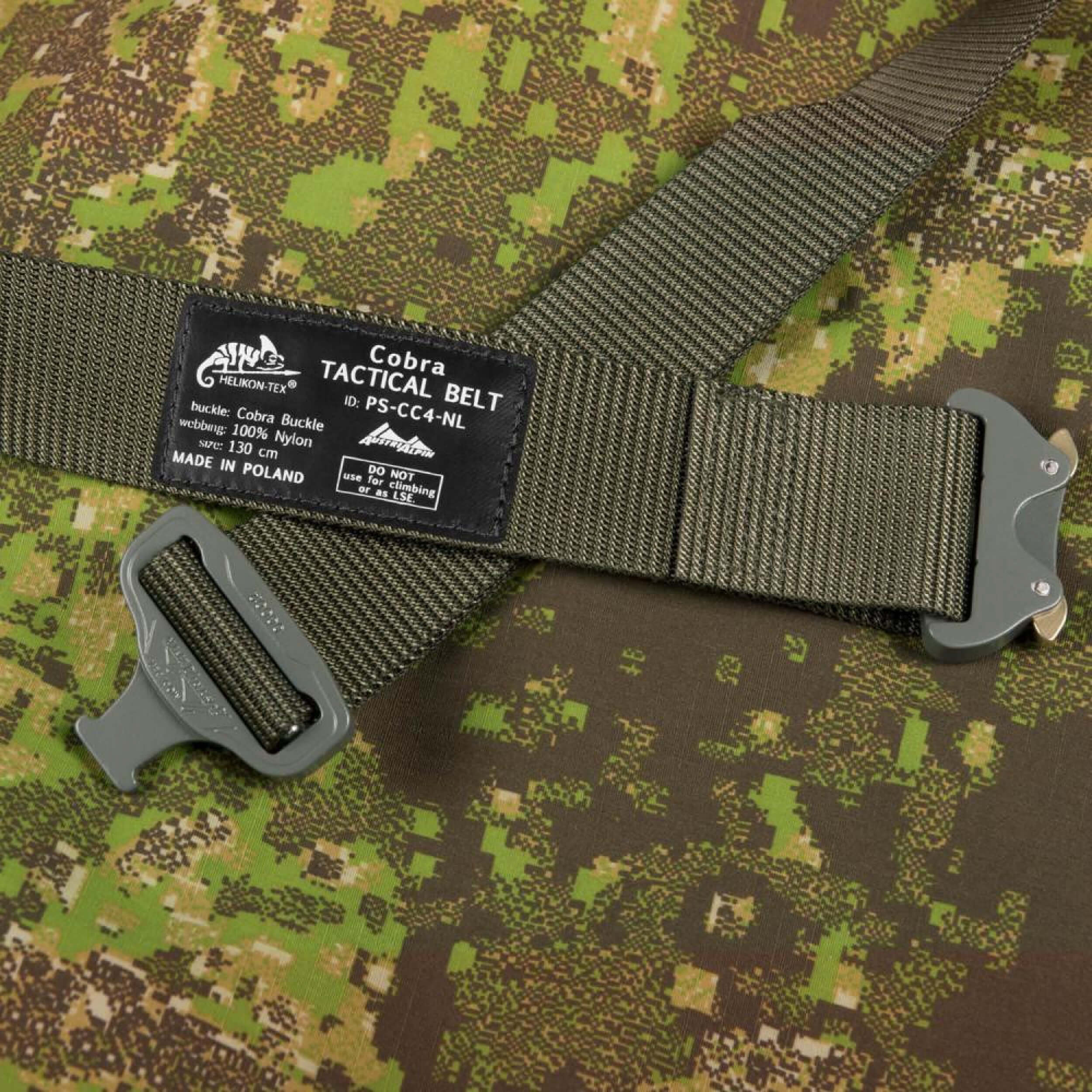 Helikon-Tex Cobra (FC45) Tactical Gürtel - Olive Green